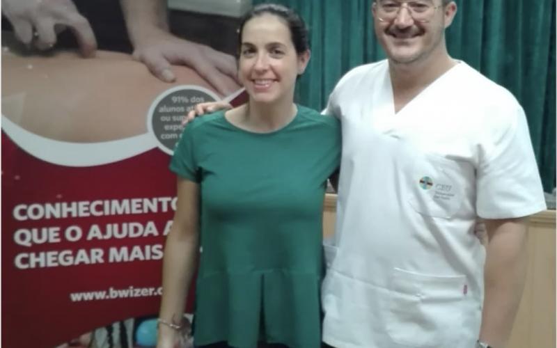 Curso Articulação Temporomandibular com Tomás Perez FisioRoma