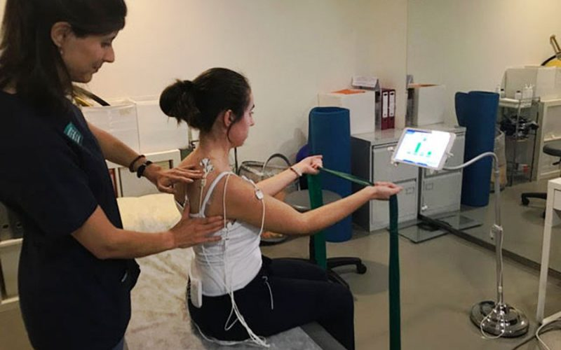 Biofeedback Eletromiográfico FisioRoma