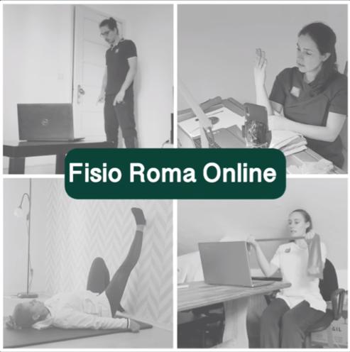 Fisio Roma Online FisioRoma