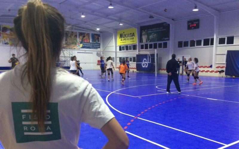 Prevenção e tratamento na prática desportiva FisioRoma