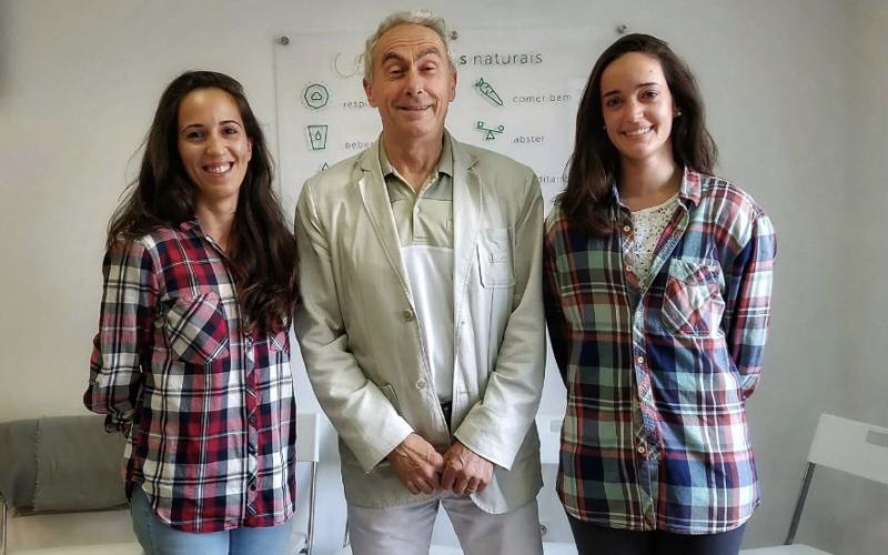 Fisioterapeutas finalizam formação em Método Mézières FisioRoma