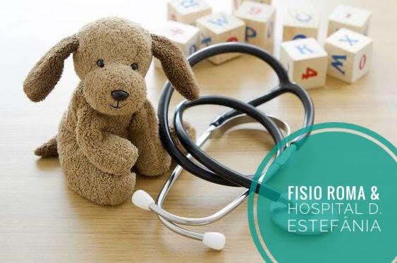 A Fisio Roma está a ajudar o Hospital D. Estefânia FisioRoma